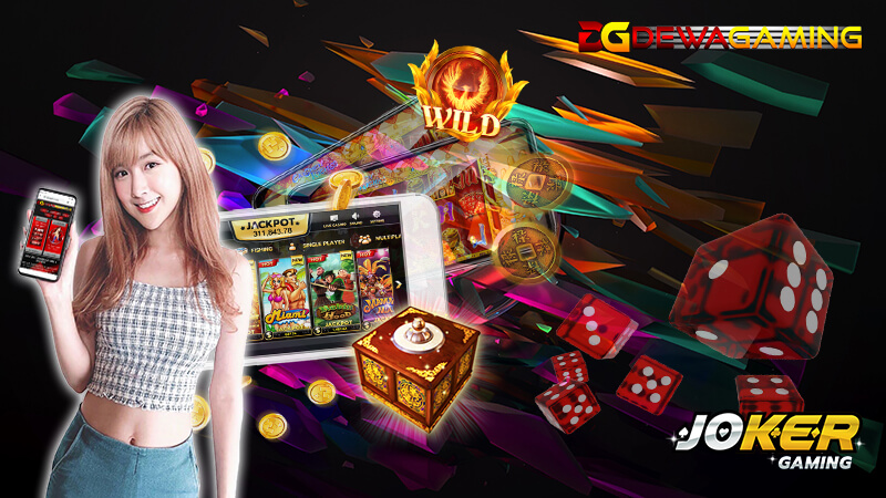 Game Slot Joker123 Chaisen Riches